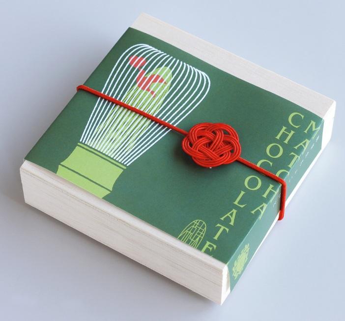 バレンタイン包装|プレゼント和風ラッピング資材