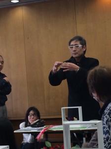飯田水引コンテスト 水引教室の講師