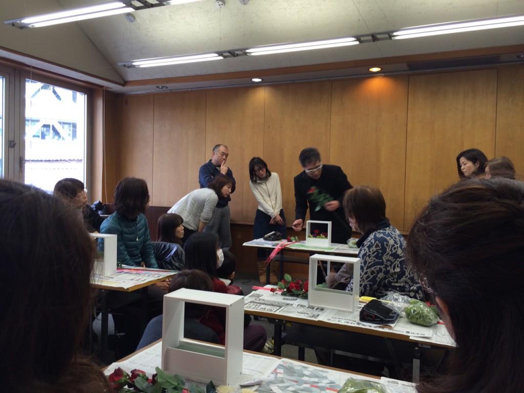 飯田水引コンテスト 水引教室