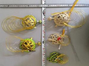 水引細工・飾り結び 亀 5種類