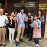 NHKあさイチ放送 集合写真