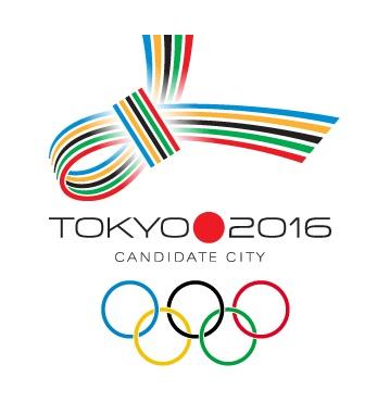 東京オリンピック2016招致ロゴ 水引デザイン