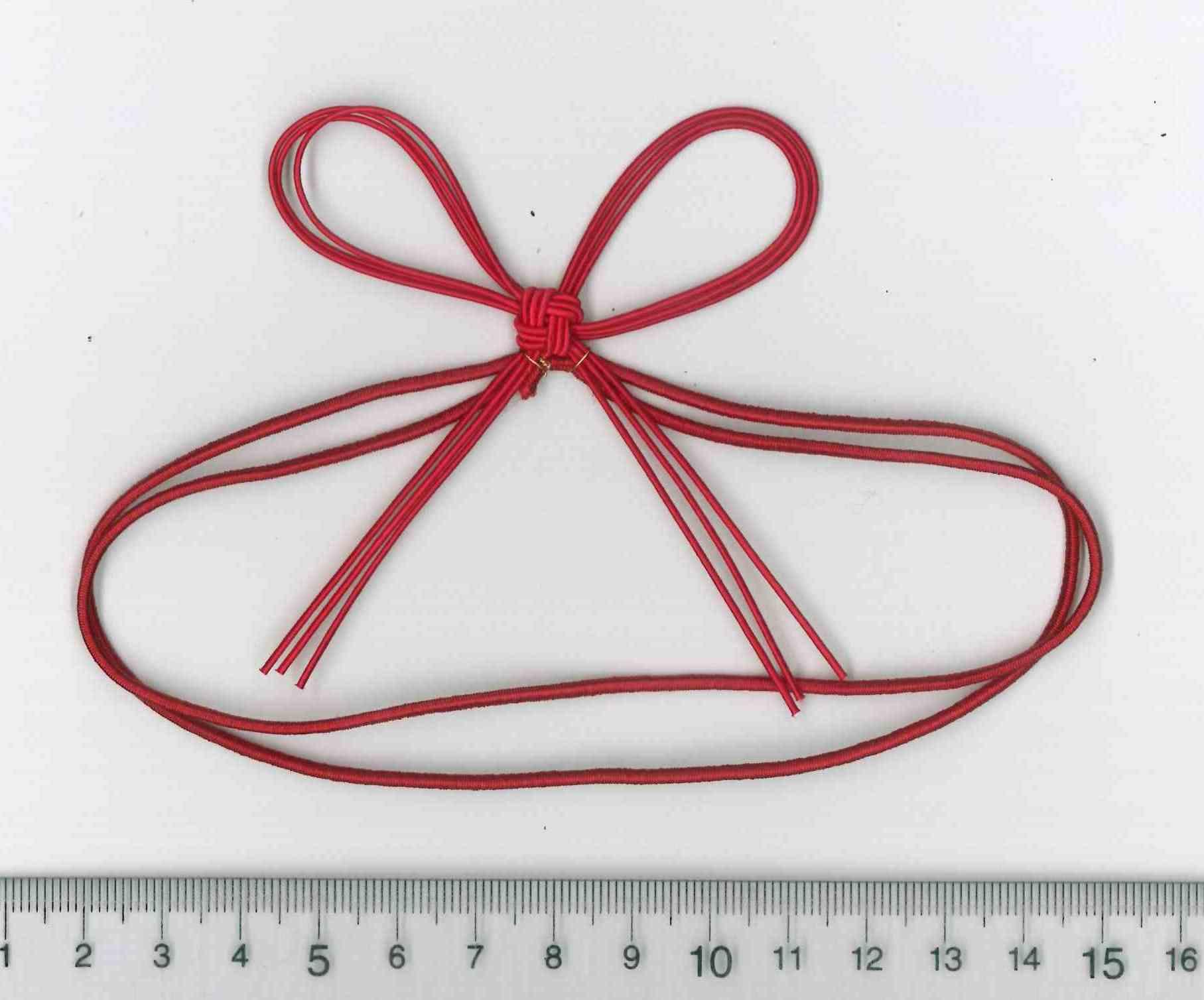 水引叶結び 花結びとして使える?