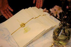金色の水引梅|プレゼント用和風ラッピング資材
