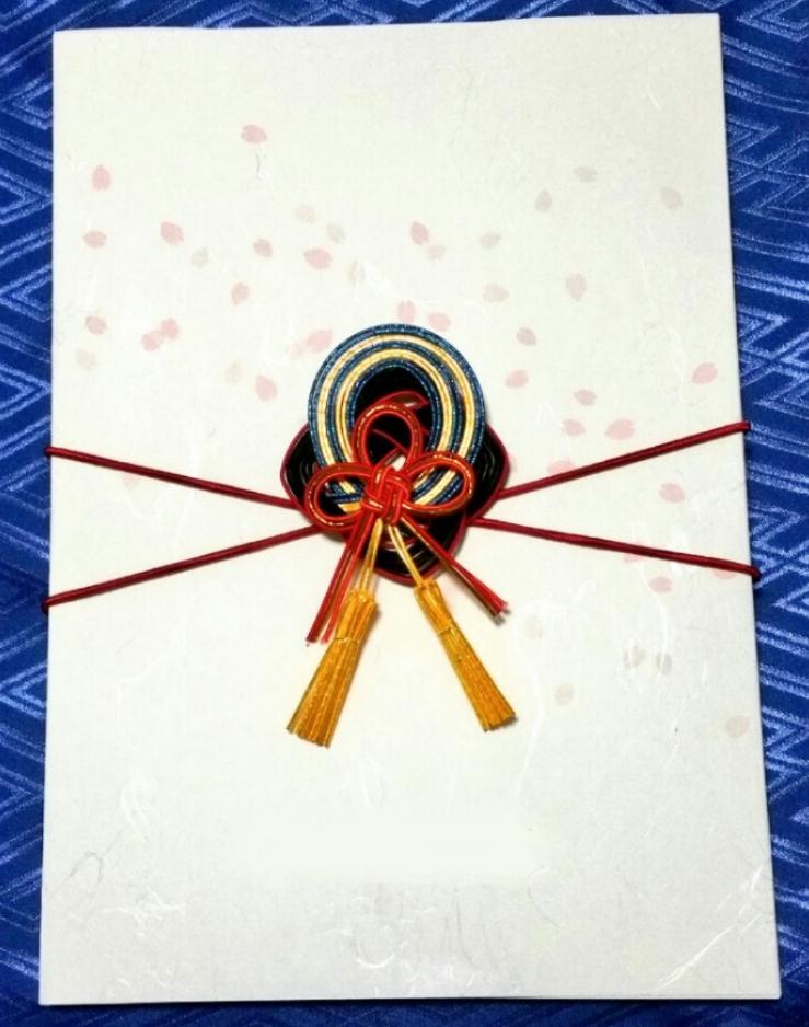 豪華な水引飾り結び 和風包装資材