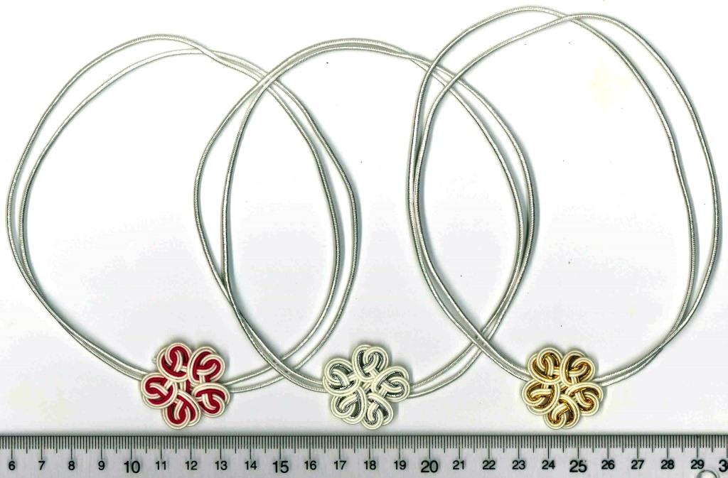 水引桜結び 3パターン